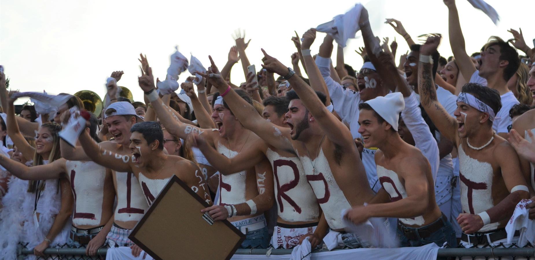 Stateliner Football 'White-Out'