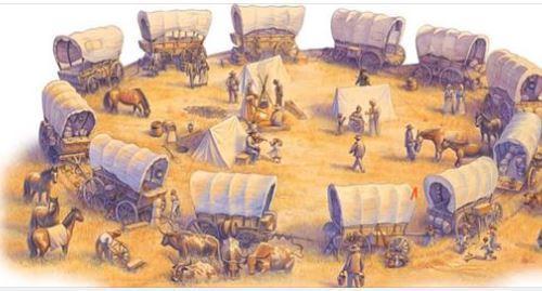 circle the wagon donations