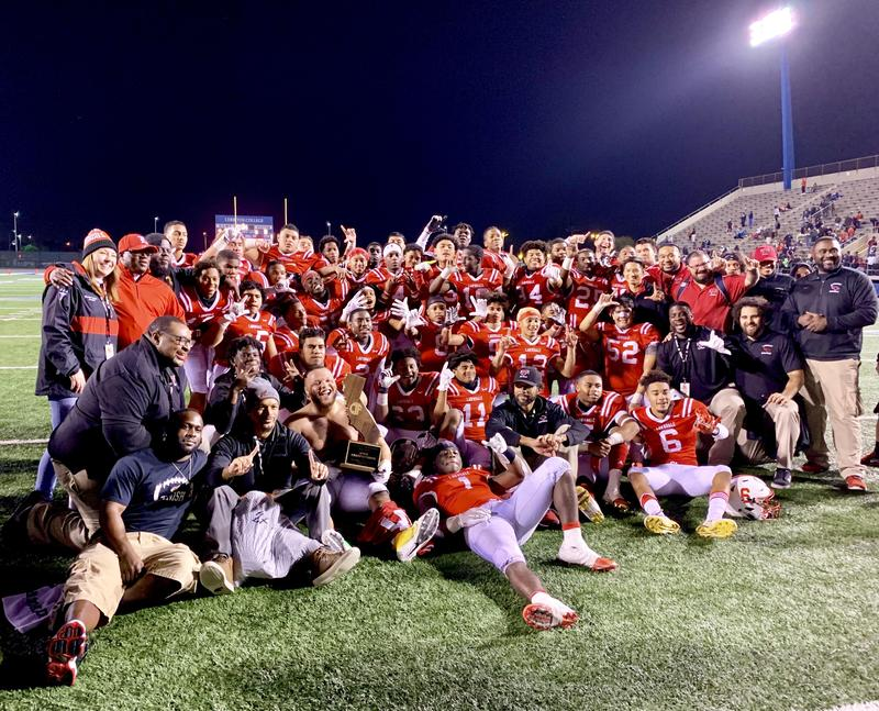 Lawndale High School Football Team to be Honored by MaxPreps and National Guard for Being Named Top 50 in the Nation Thumbnail Image