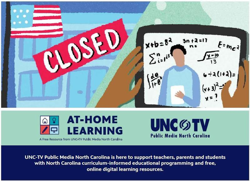 UNC TV Educational Programming Featured Photo