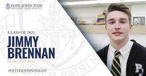 Jimmy Brennan PJ Student Spotlight