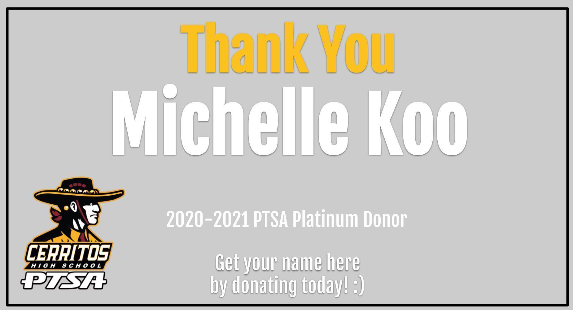 PTSA Donors