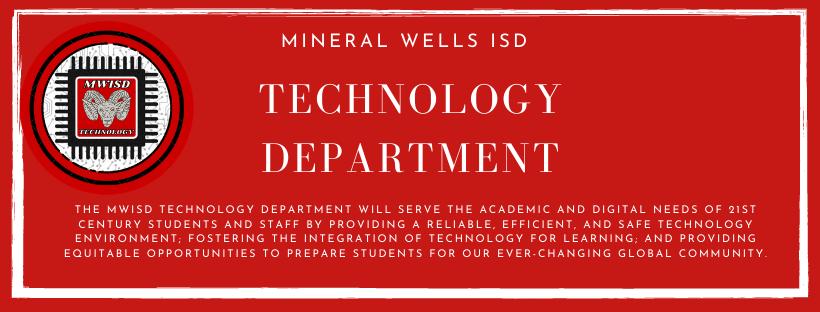 Technology Department Logo