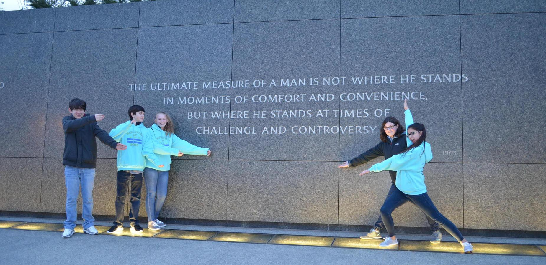APMS Washington 2016 Trip