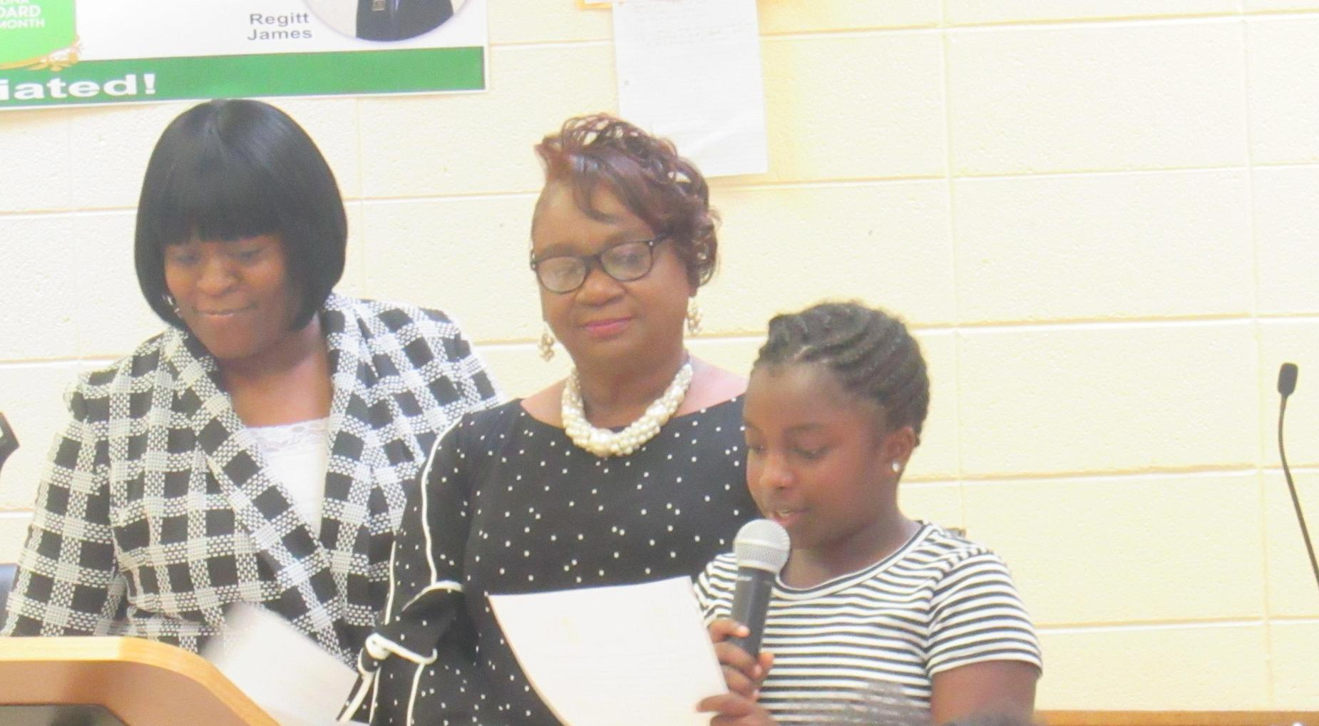 LCSD Authors' Tea and Poetry Night
