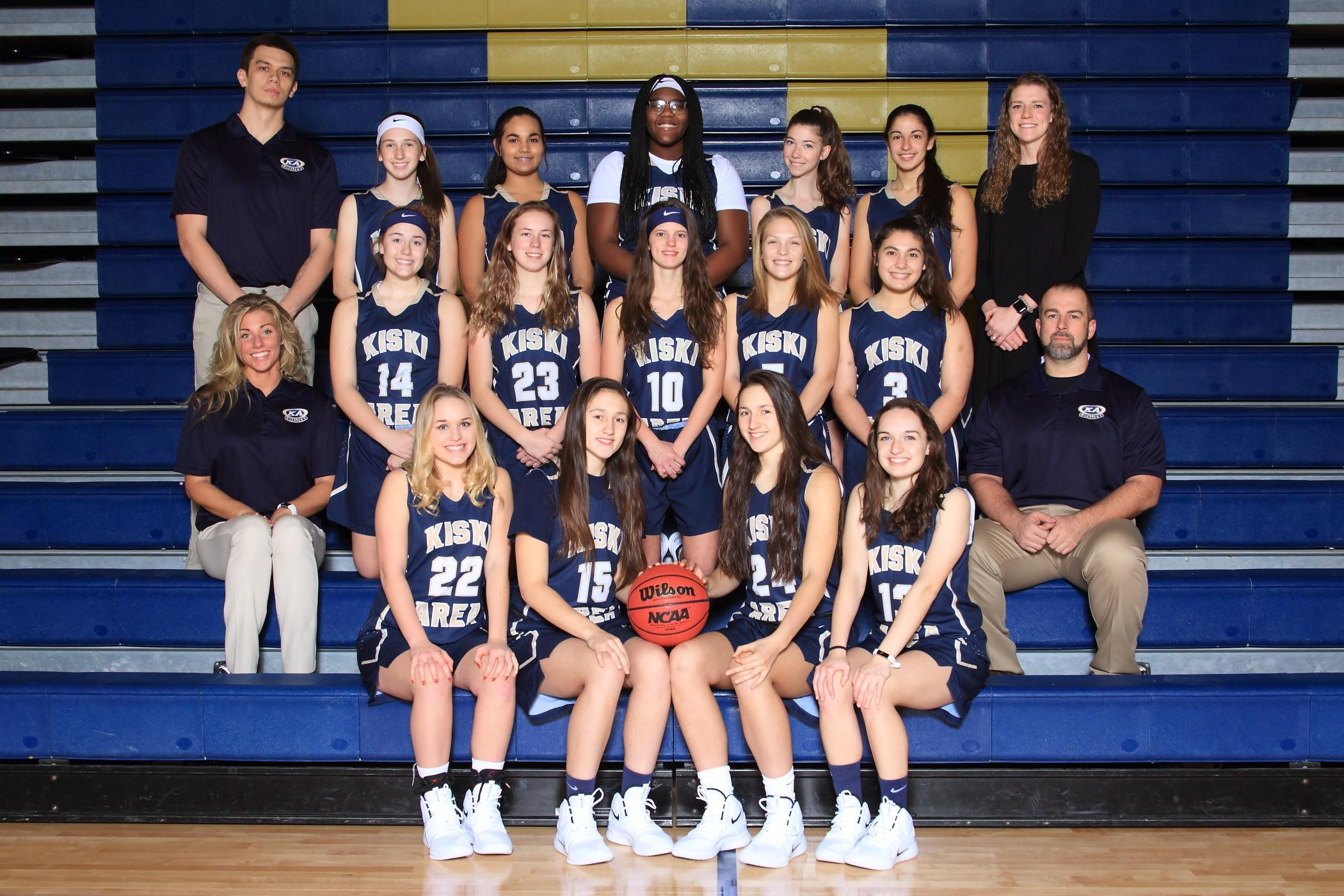 ad514d05e 2018-19 JV Varsity Girls. Nick Dizon. Head Girls Varsity Basketball Coach
