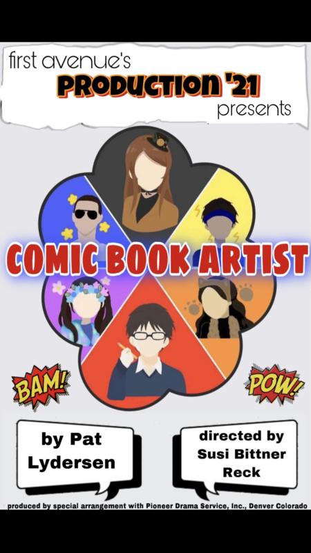 Comic Book Artist image