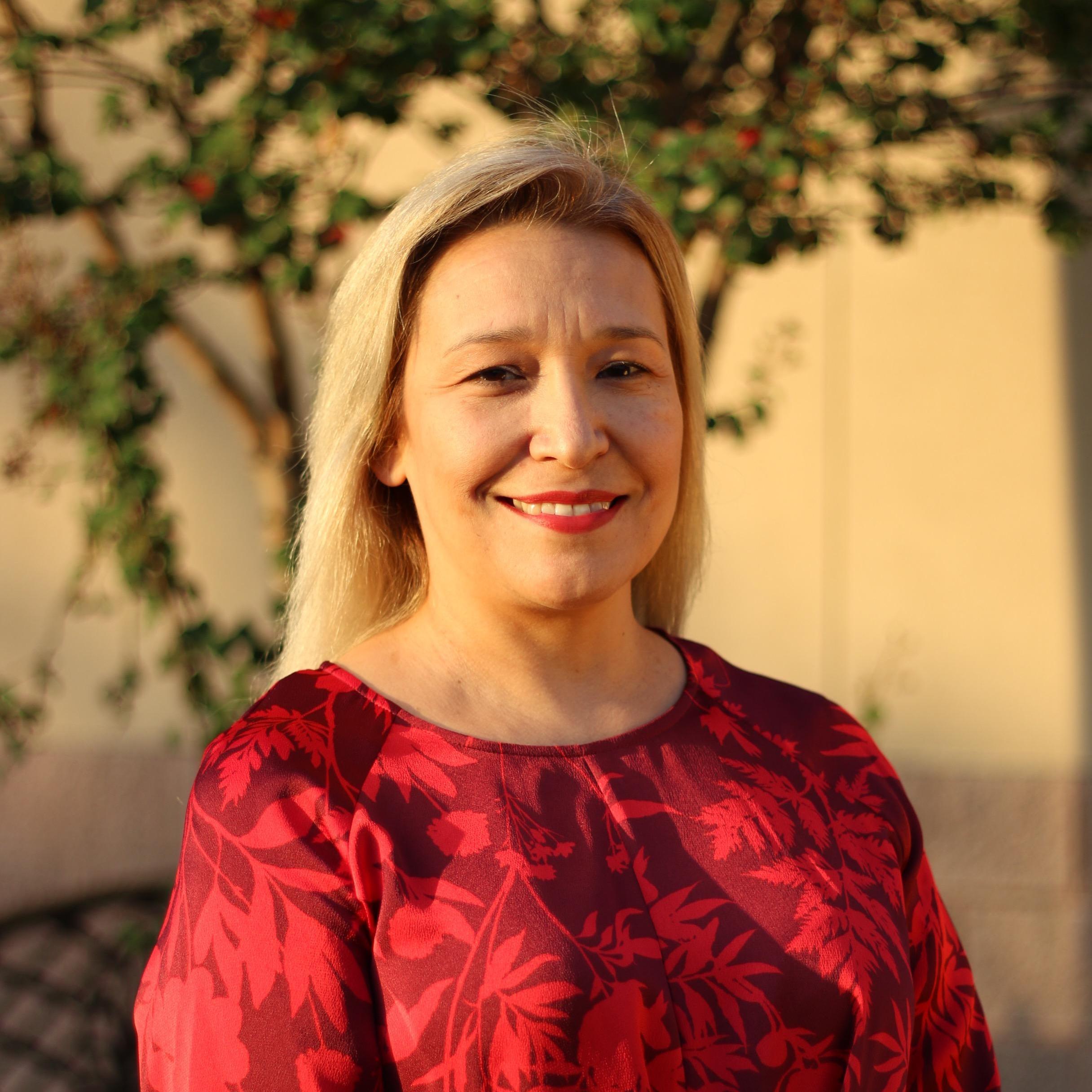 Veronica Champion's Profile Photo