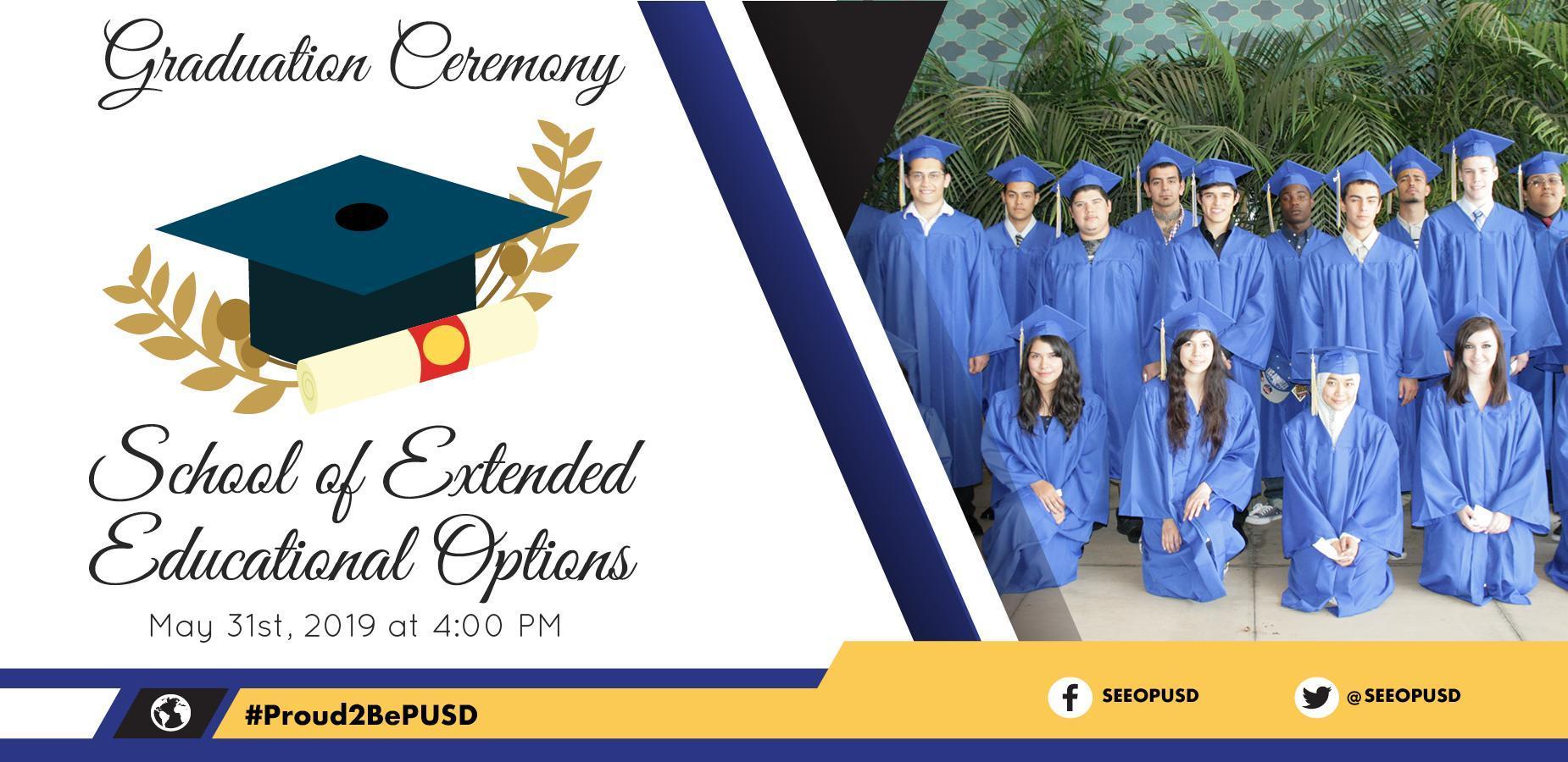 SEEO Grad Ceremony