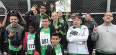 NMMS Special Olympics Athletes