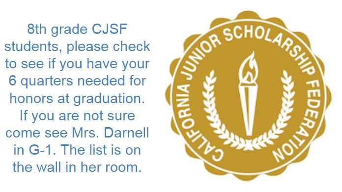 CJSF Information