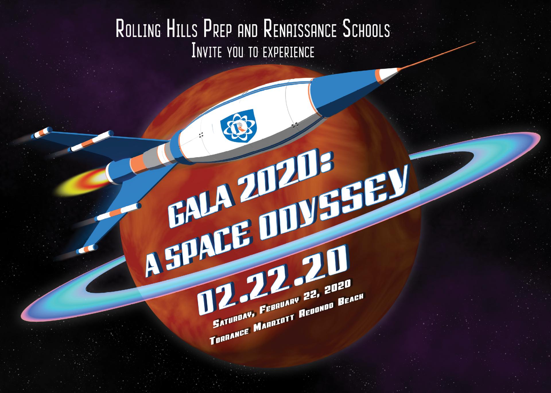 Gala 2020: A Space Odyssey