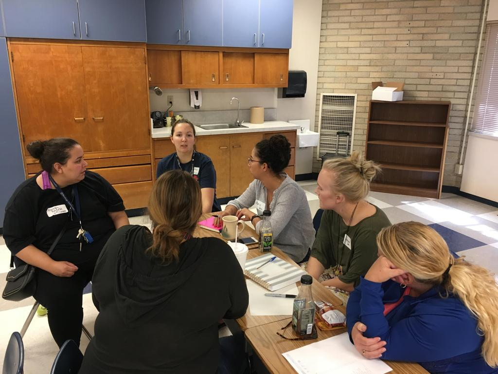 Teacher Teams Learning and Improving