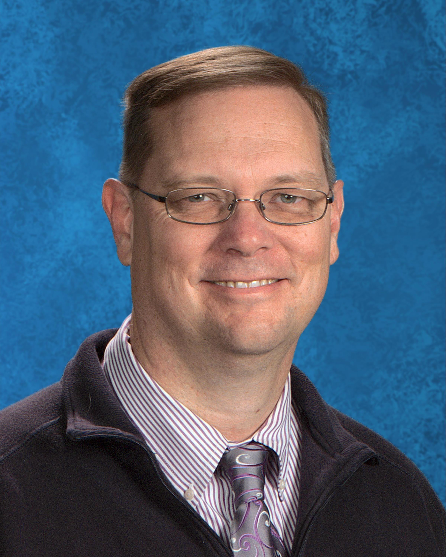 Principal Tim Strand