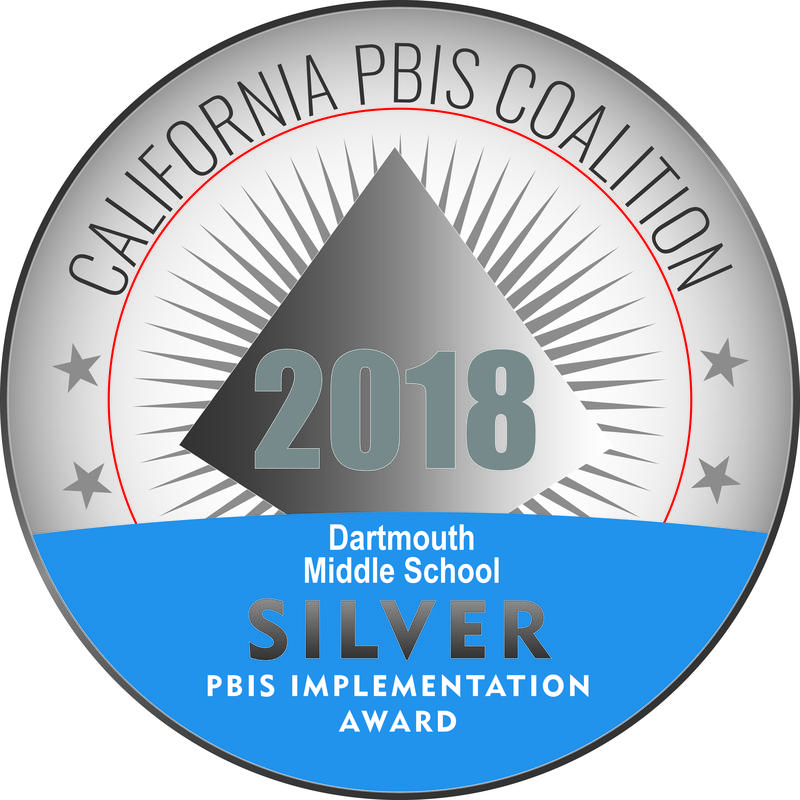 Silver Medal for PBIS Implementation