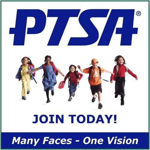 PTSA Logo with children