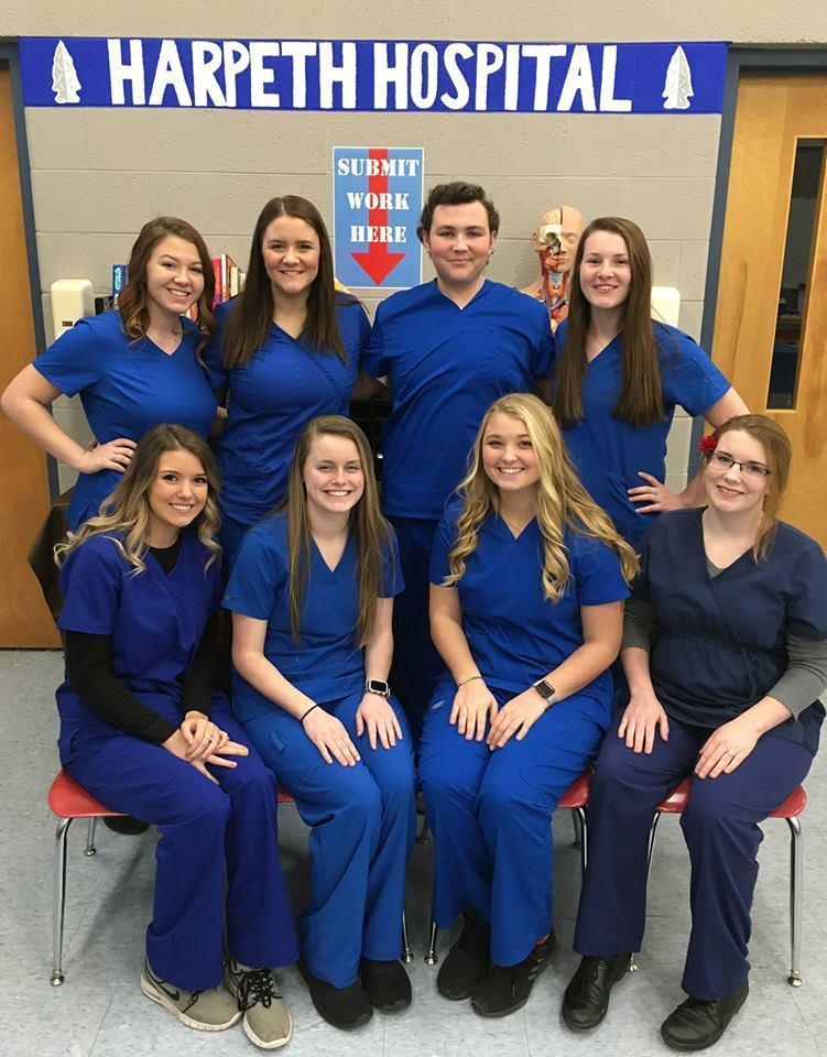HHS CNA graduates