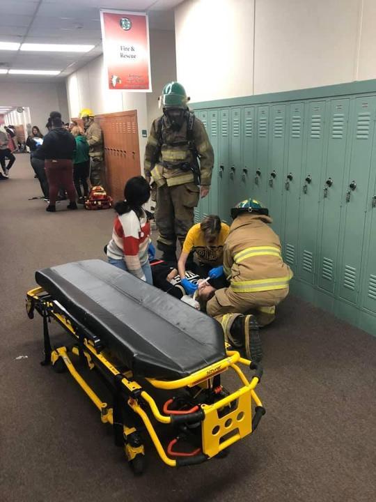 EMT, Fire & Rescue