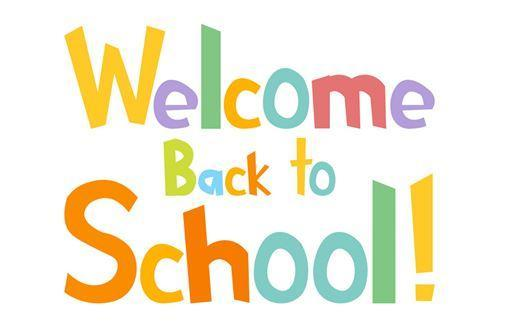 Welcome Back to School Image