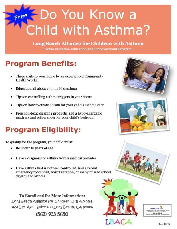Asthma Information