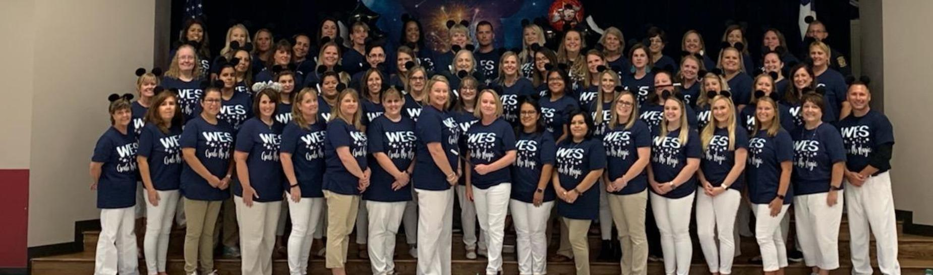 Williams Elementary Faculty and Staff