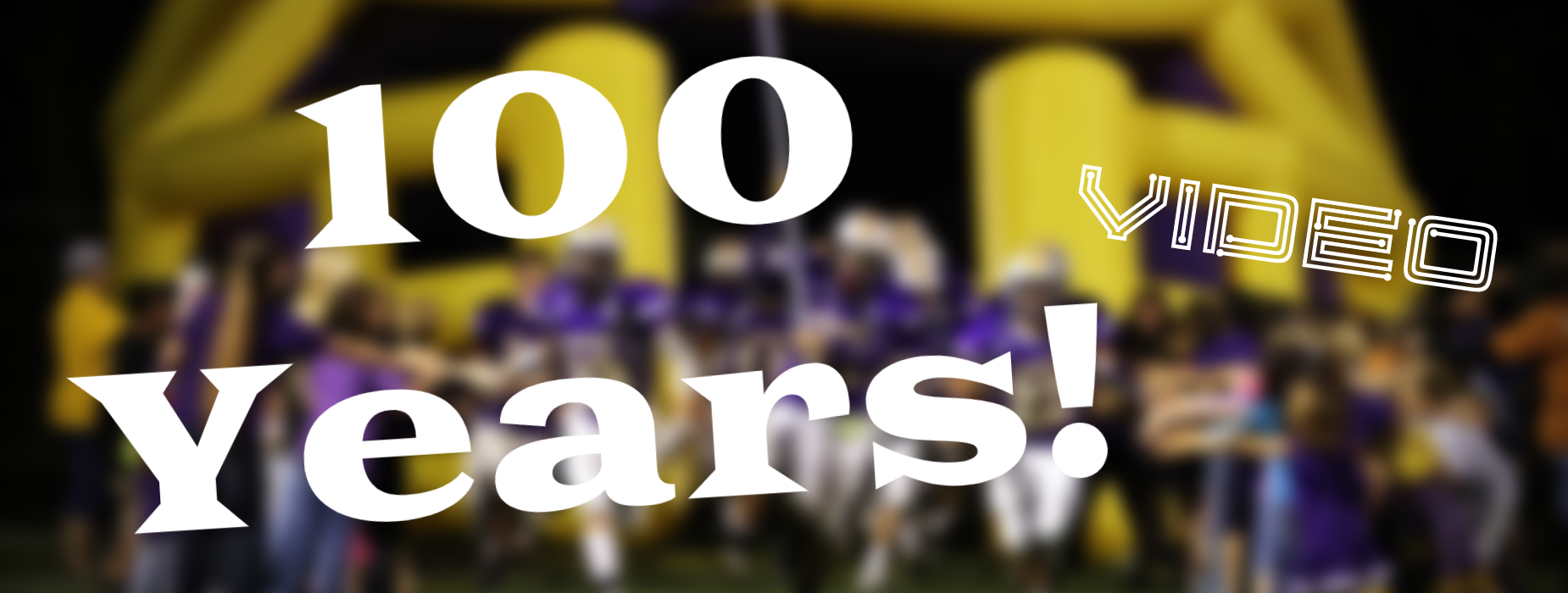 100 Years of Sabinal Football