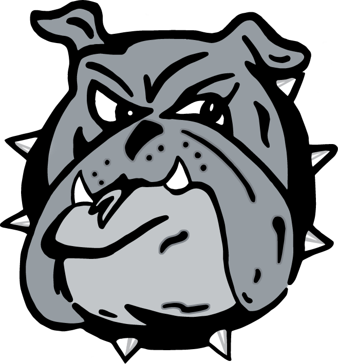 Cherry Avenue Bulldog Logo