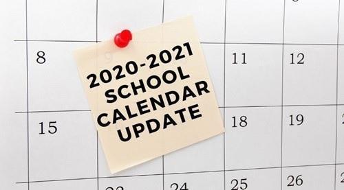 MCUSD #40 School Calendar Update Featured Photo
