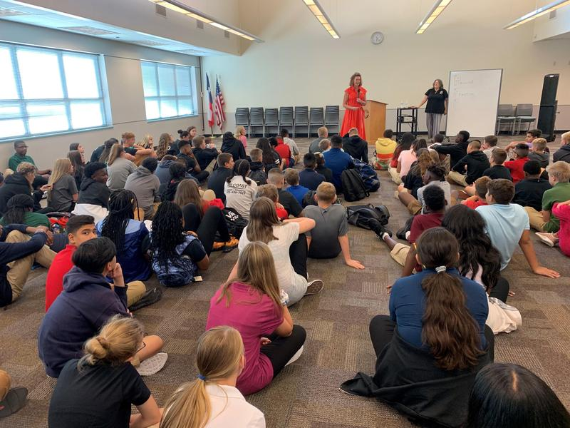 Crandall Middle School Community Day Featured Photo