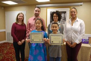 HWIS competes in local spelling bee