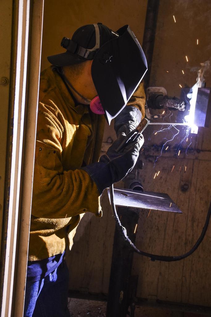 Welding   Career Technical Education