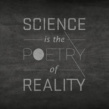 Science is the Poetry of Reality image