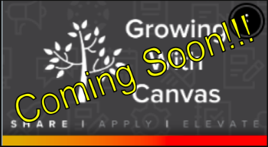 Canvas Course coming soon