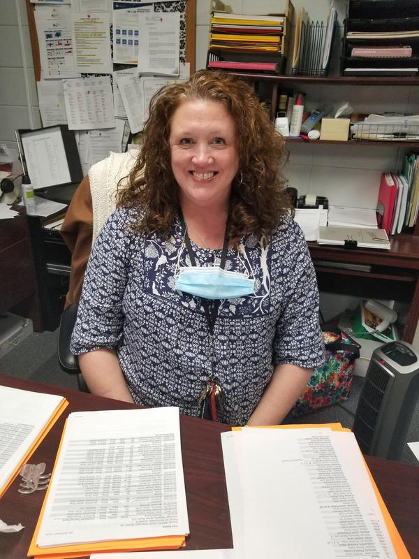Mrs. Jade Sharon WLHS Graduation Coach