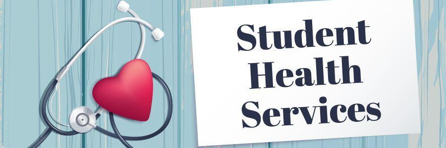 Student Health Services Graphic