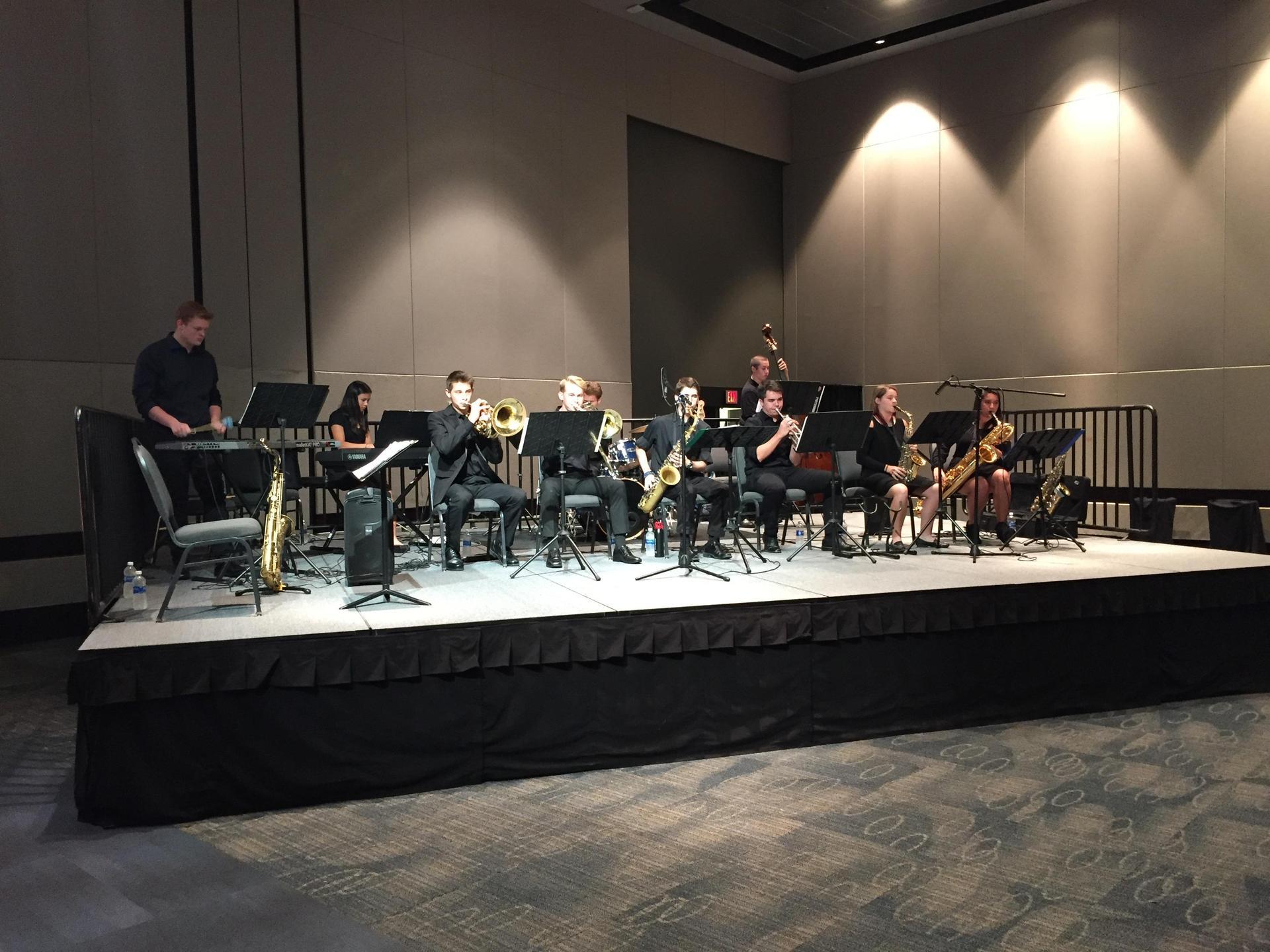 Brookwood Jazz Band