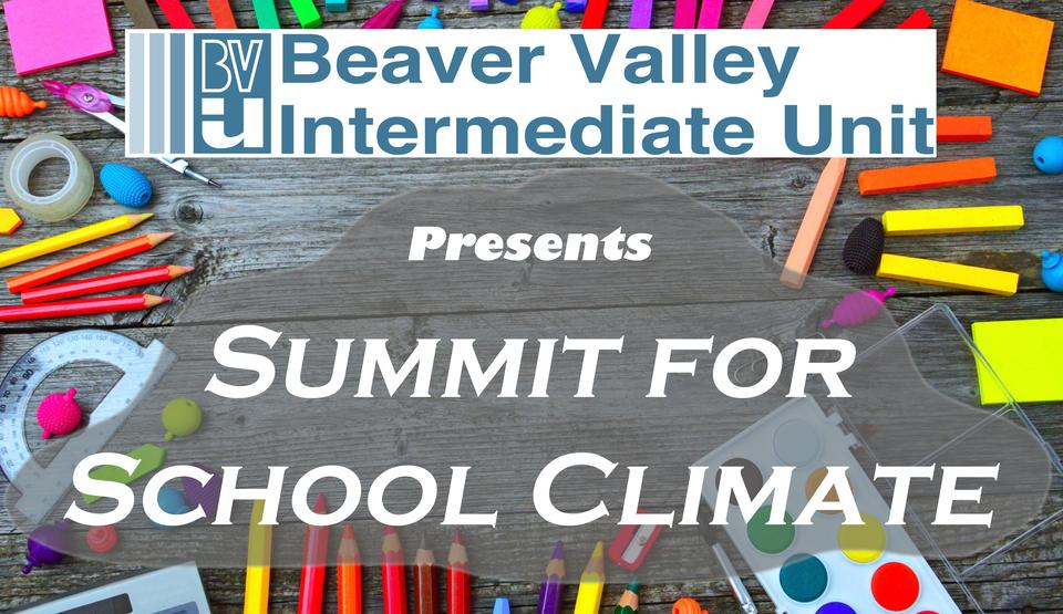 BVIU School Climate Summit Image