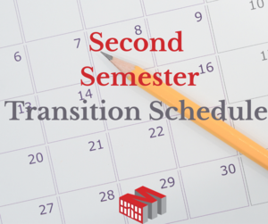 Second Semester Transition Schedule FB.png
