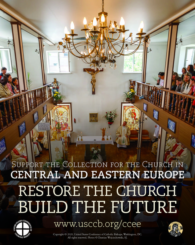SPECIAL COLLECTION: Aid for the Church in Central and Eastern Europe Featured Photo