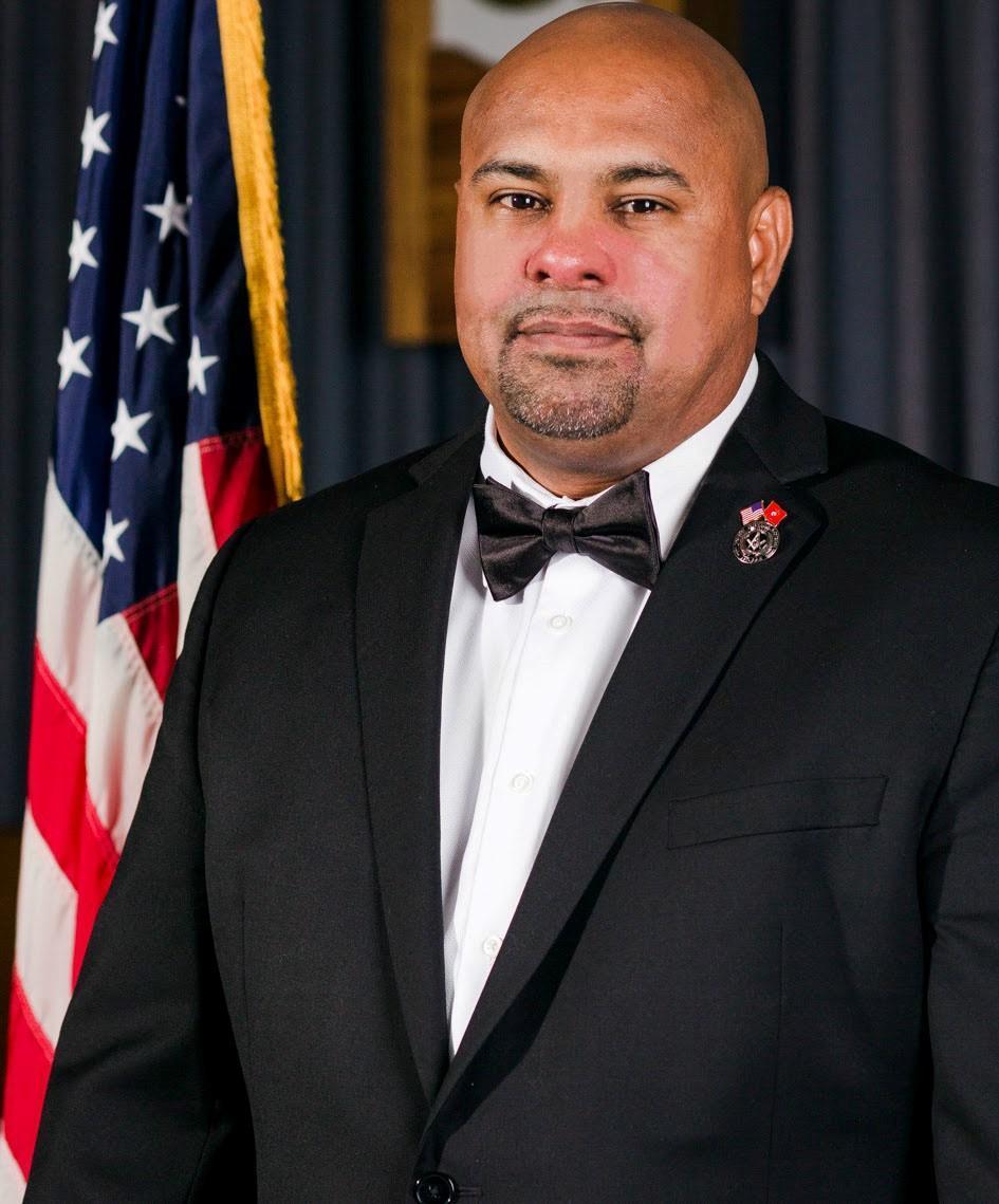 Commissioner Amadeo Rodriguez