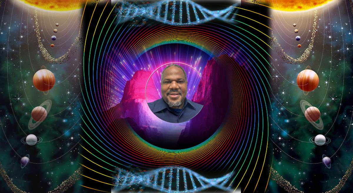 Mr Pope Science Universe