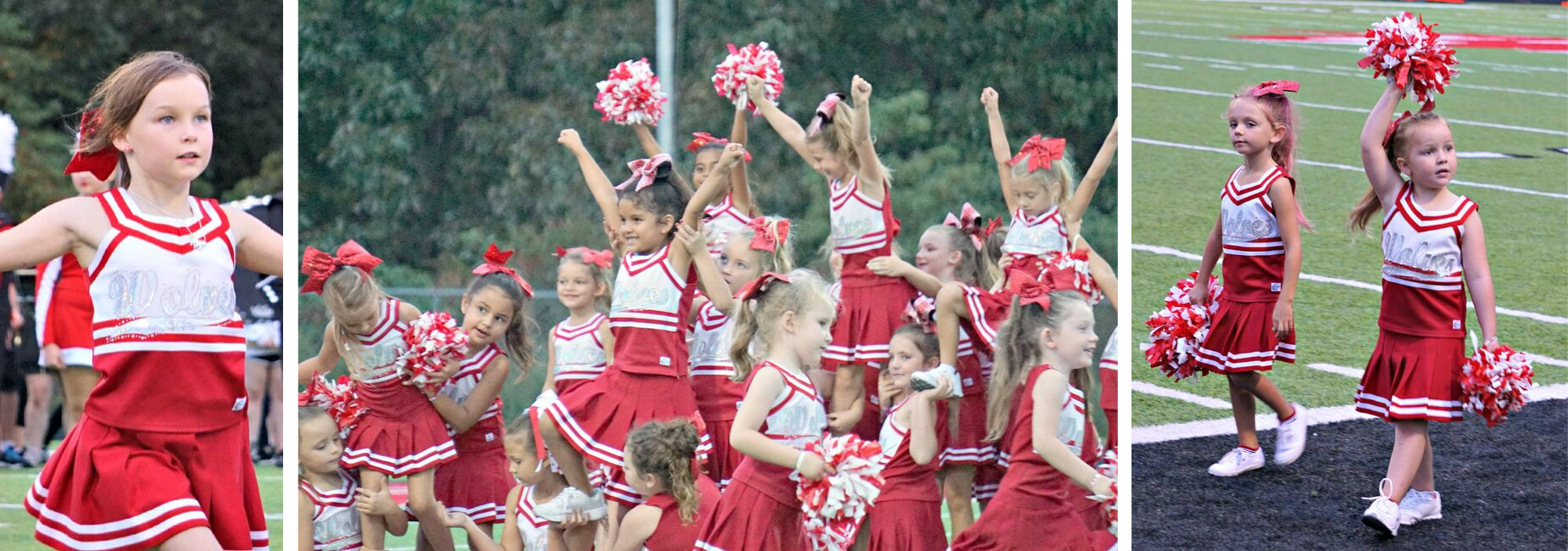 Youth Cheerleaders