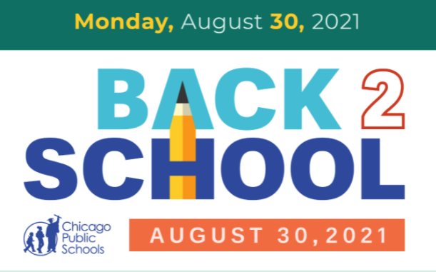 Back to School- Monday, August 30, 2021 Featured Photo