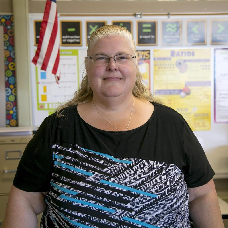 Franklin-McKinley Teacher of the Year Thumbnail Image