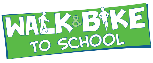 Walk & Bike To School Day!