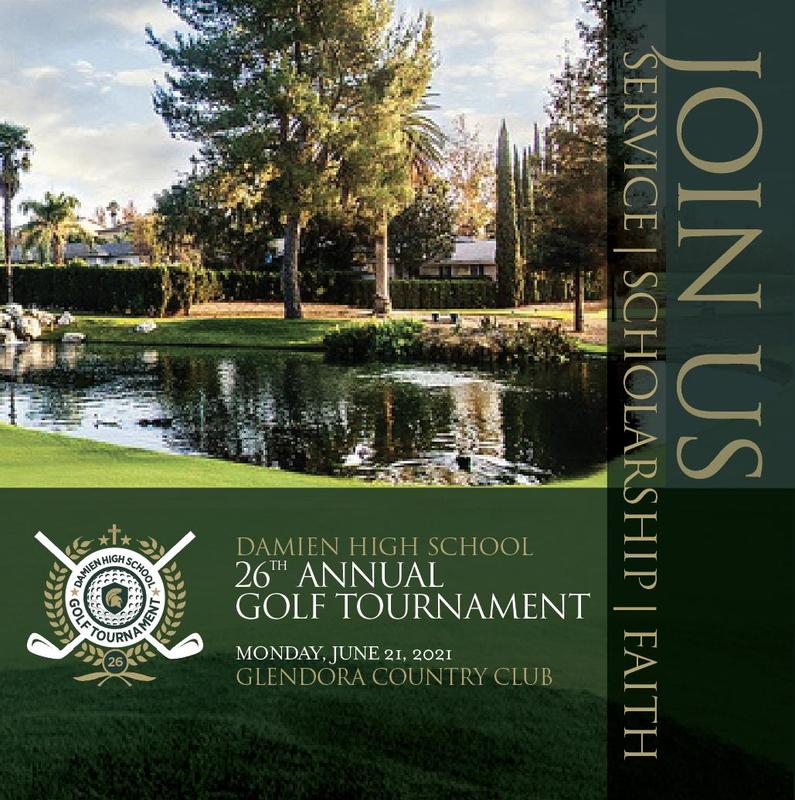 Damien's 26th Annual Golf Tournament Featured Photo