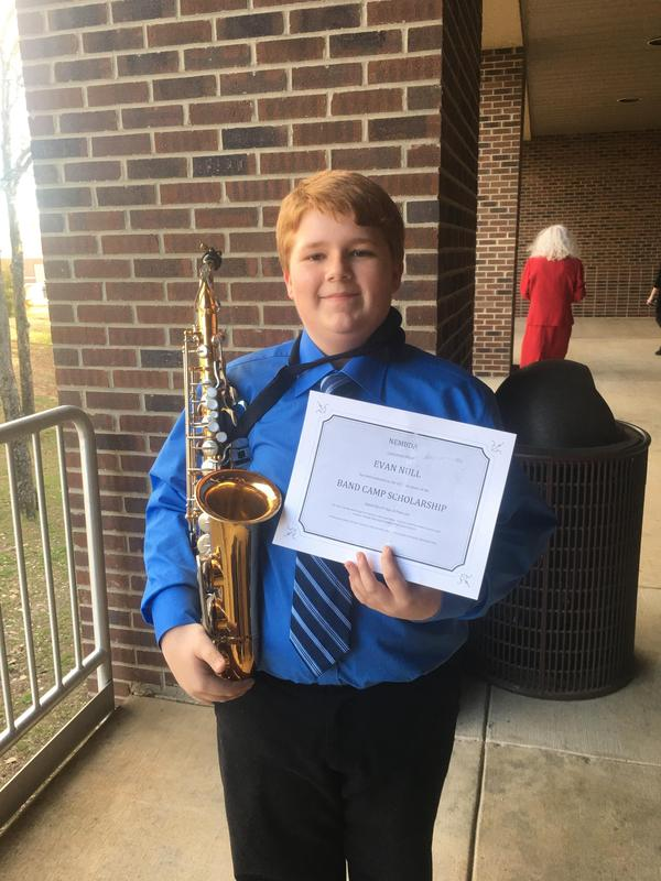 Burnsville Student Evan Null