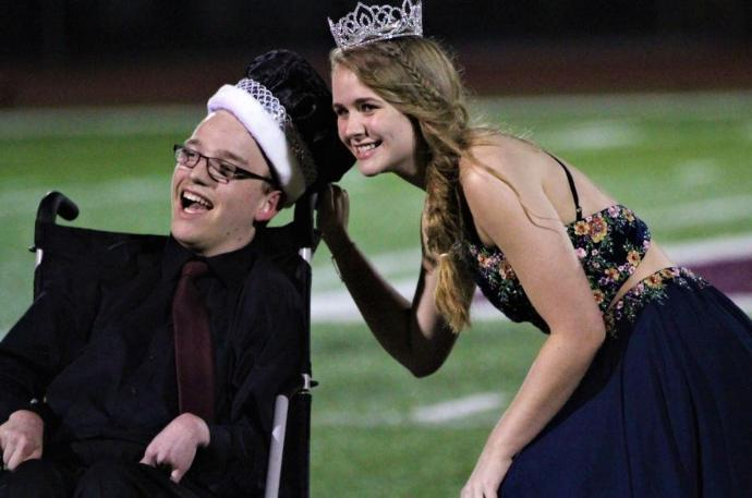 Homecoming King and Queen Crowned Thumbnail Image