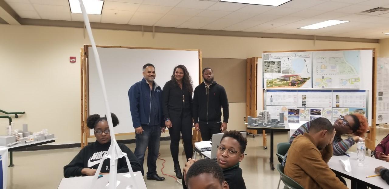 Black Architects in the Making Workshop