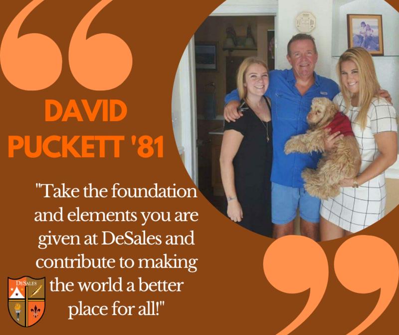 David Puckett '81